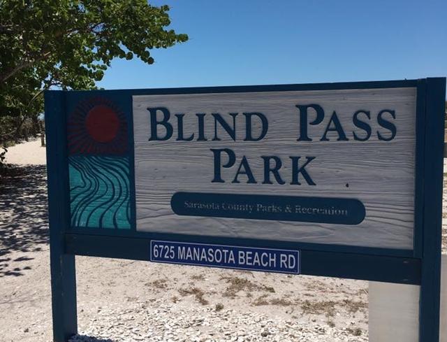 Blind Pass Beach Englewood