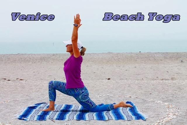 Yoga in Venice