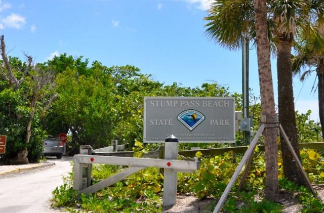 Stump-Pass-Beach-Eingang