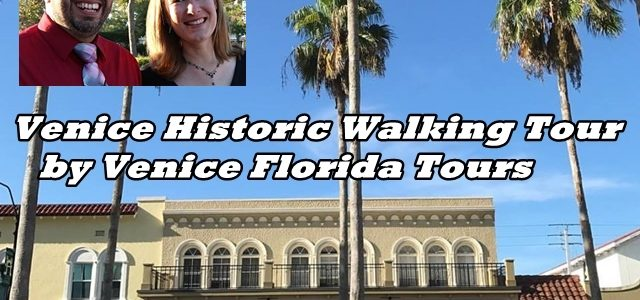 Venice Florida Tours Cover