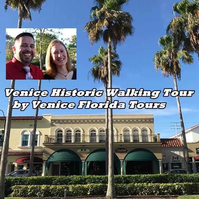 Venice Florida Tours Cover
