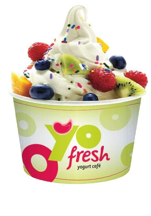 Frozen Yogurt in Venice