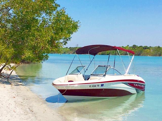 Boot mieten in Florida
