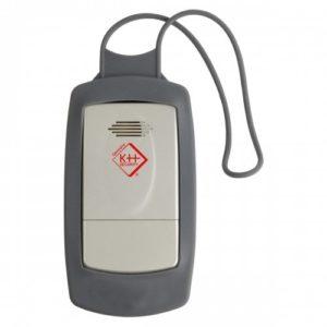 KH Security Alarm Travel Tag - Das Alarmgerät ist der ideale Begleiter für jede Reise. Image