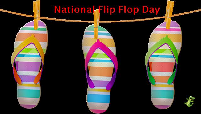 National Flip Flop Day