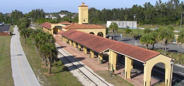 Train Depot Venice